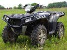 SUPER ATV передний бампер POLARIS 550-850 XP